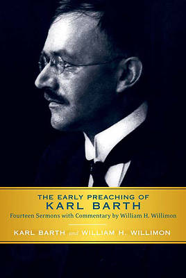 Picture of The Early Preaching of Karl Barth