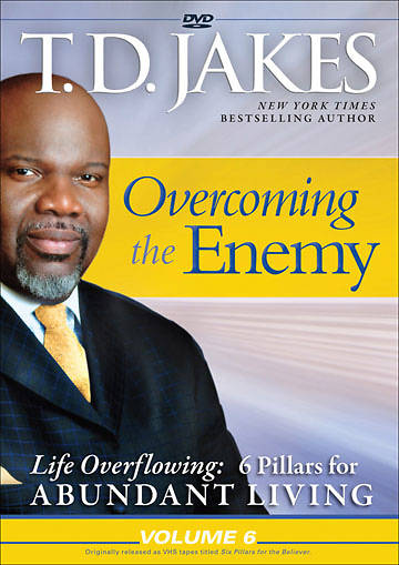 Overcoming the Enemy DVD
