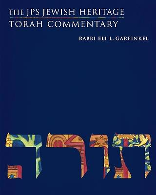 Picture of The JPS Jewish Heritage Torah Commentary
