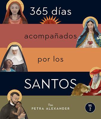 Picture of 365 Días Acompañados Por Los Santos
