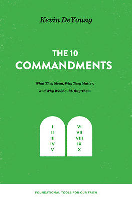 Picture of The Ten Commandments