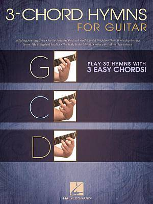 Picture of 3-Chord Hymns for Guitar