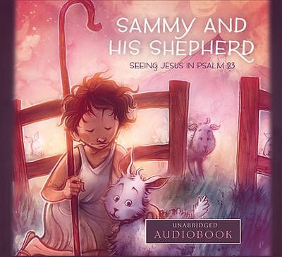 Picture of Sammy and His Shepherd
