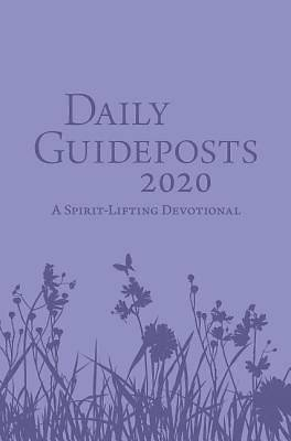 Daily Guideposts 2020 Leather Edition