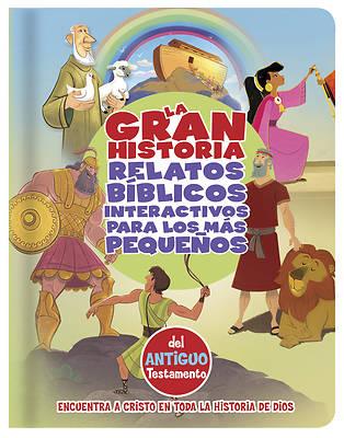 Picture of La Gran Historia, Relatos Biblicos Para Los Mas Pequenos, del Antiguo Testamento