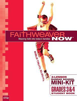FaithWeaver NOW Mini-Kit Addl Gr 3 & 4 Student Bk 10-pack