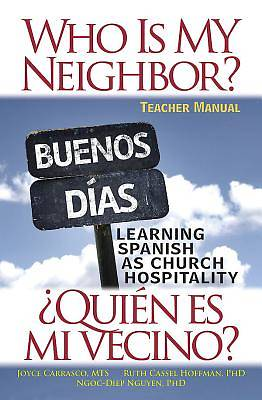 Picture of Who Is My Neighbor? Teacher Manual - eBook [ePub]