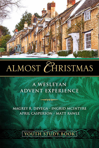 Picture of Almost Christmas Youth Study Book - eBook [ePub]
