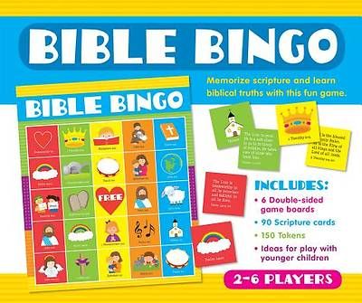 Picture of Bible Bingo