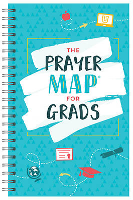 Picture of The Prayer Map(r) for Grads