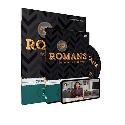 Picture of Romans Study Guide with DVD