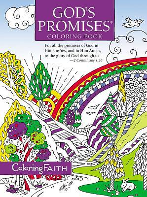 Picture of God's Promises Coloring Book