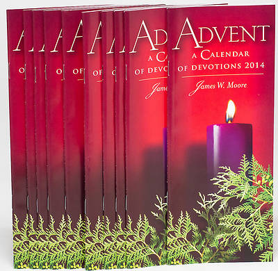 Advent: A Calendar of Devotions 2014 (Pkg of 10)