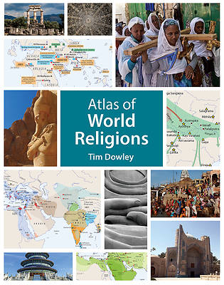 Picture of Atlas of World Religions