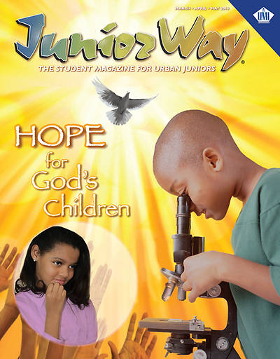UMI Juniorway Student Magazine Spring 2013