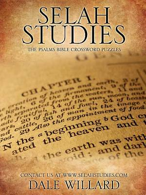 Picture of The Psalms Bible Crossword Puzzles