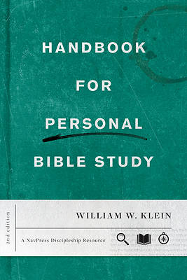 Picture of Handbook for Personal Bible Study Second Edition