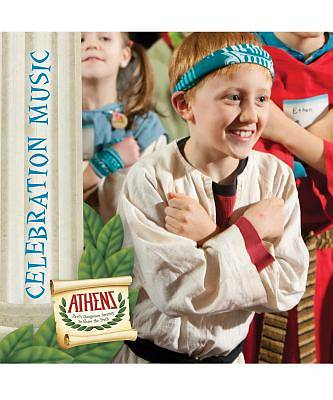 Vacation Bible School (VBS19) Athens Celebration Music CD participant