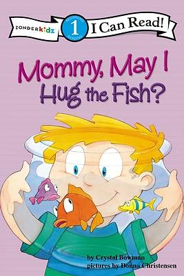 Mommy, May I Hug the Fish?