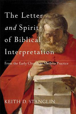 Picture of The Letter and Spirit of Biblical Interpretation