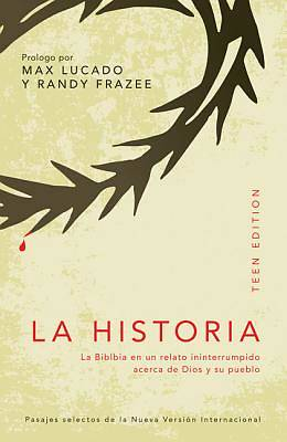 La Historia Bible-NVI-Teen