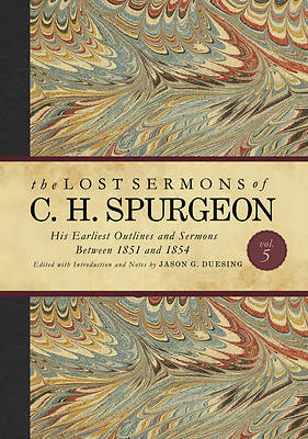 Picture of The Lost Sermons of C. H. Spurgeon Volume V