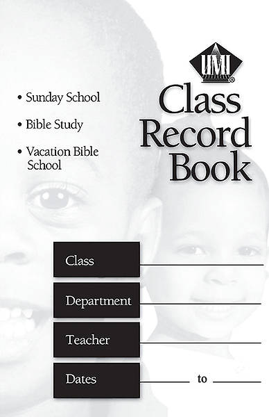 UMI VBS 2014 The Jesus Connection Class Record Book