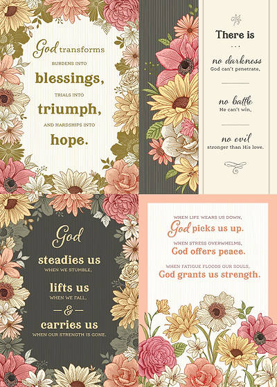 Picture of Faithful Reminders Encouragement Boxed Cards