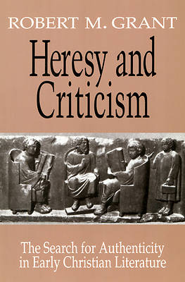 Heresy and Criticism