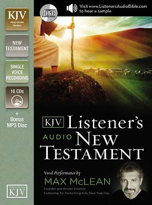 Listeners Audio New Testament-KJV