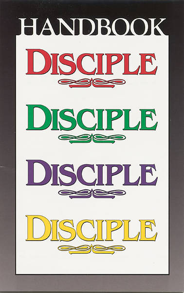 Disciple Bible Study Handbook Download