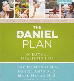 The Daniel Plan CD