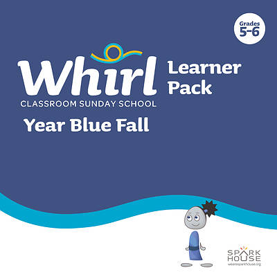 Picture of Whirl Classroom Grades 5-6 Learner Leaflet Year Blue Fall