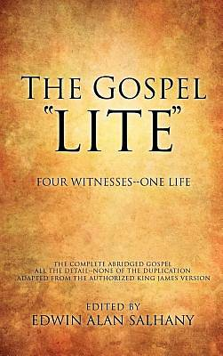 "Picture of The Gospel ""Lite"""
