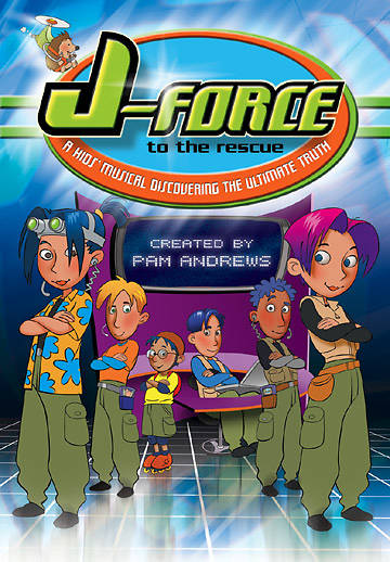 J-Force to the Rescue Listening CD