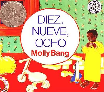 Ten, Nine, Eight (Spanish Edition)
