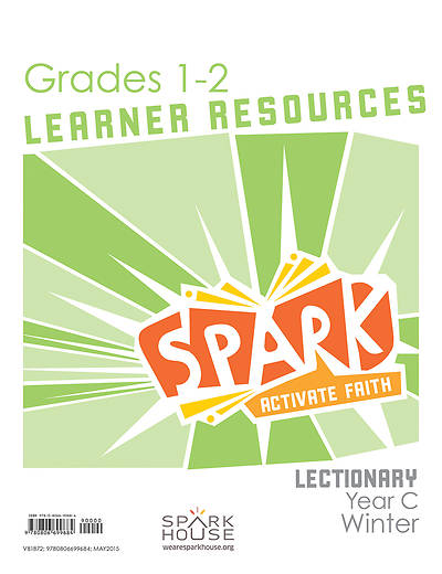 Spark Lectionary Grades 1-2 Learner Leaflet Winter Year C