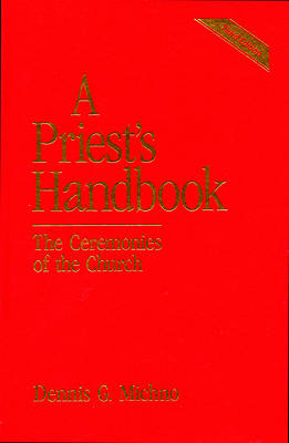 Picture of A Priest's Handbook
