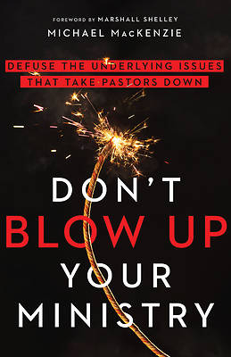 Picture of Don't Blow Up Your Ministry