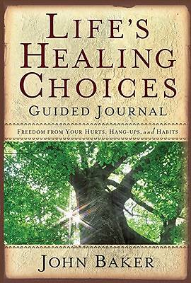 Lifes Healing Choices Guided Journal