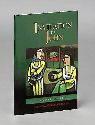 Picture of Invitation to John: Leader Guide - eBook [ePub]