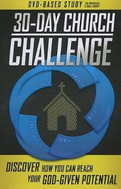 Picture of 30-Day Church Challenge DVD-Based Study Kit