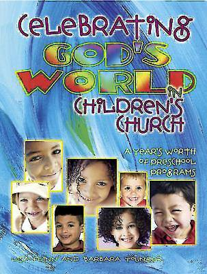 Celebrating Gods World in Childrens Church