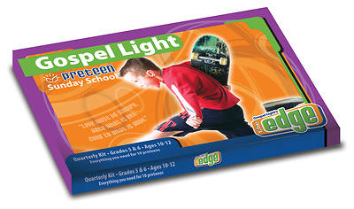 Gospel Light Preteen Quarterly Kit: Spring 2016