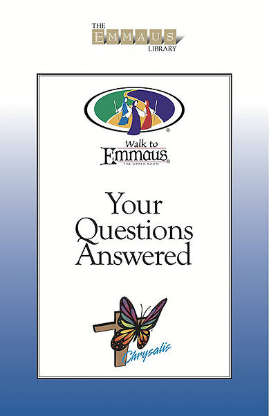 Picture of The Emmaus Library Series - Your Questions Answered