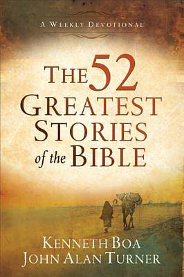 The 52 Greatest Stories of the Bible [ePub Ebook]