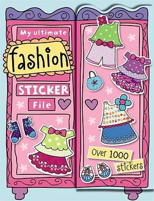 Picture of Ultimate Sticker File Fashion Wardrobe