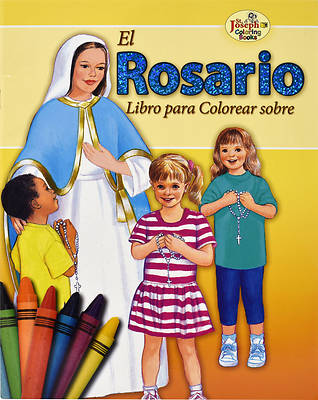 Picture of El Rosario Coloring Book