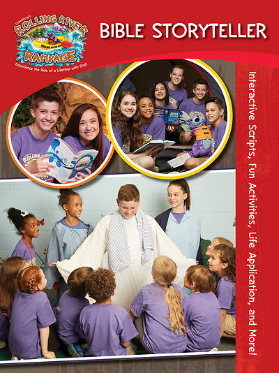 Vacation Bible School (VBS) 2018 Rolling River Rampage Bible Storyteller Download