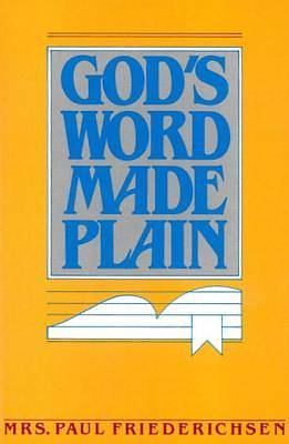 Gods Word Made Plain [ePub Ebook]